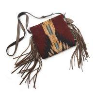 Accessories - National Cowboy Museum - Shadow Palomita Fringe Bag
