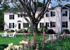 The Captain's House Inn - Chatham, MA on Cape Cod (stayed here in 2002 and again in 2005).