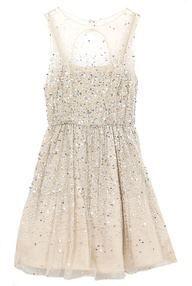 little white dress pretty