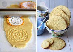 ideia para biscoitos