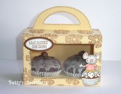 Bettys-creations: Muffins-Tragebox