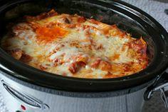 The Real Italian Crockpot Lasagna | Easy Recipe