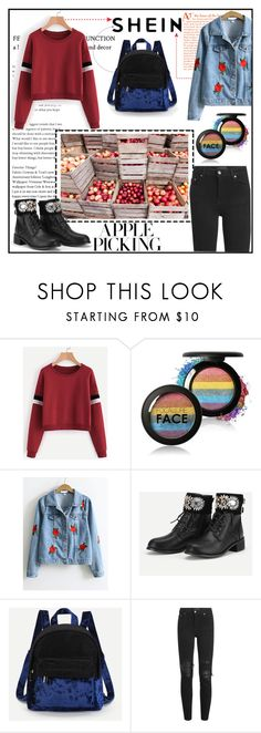 """""""Apple picking"""" by musicajla ❤ liked on Polyvore featuring AMIRI"""