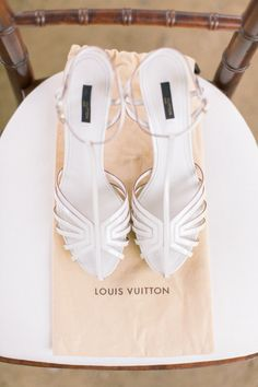 pretty louis wedding shoes