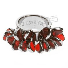 Swatch Bijoux Love-Explosion-Ring JRR016-5 - 2003 Spring Summer Collection