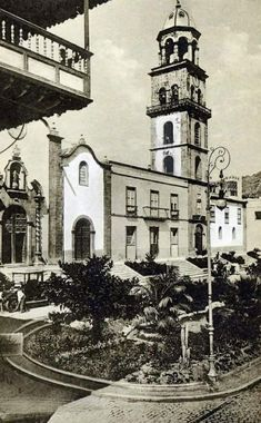 San Francisco. Santa Cruz de Tenerife