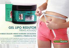 Redusa medida abdominal com o Lipo Gel Redutor | Barriga Chapada por apenas R$ 17,77! Compre agora!