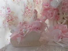 Image result for French Shabby Chic Christmas Decorating Ideas