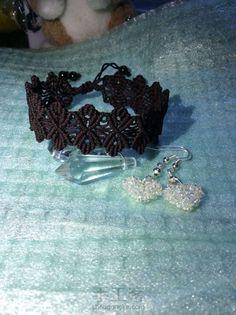 🍃款编织手链