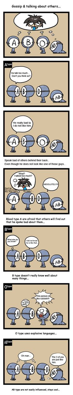 Some time ago, while walking together with my friend, accidentally we talked about blood type. At that time also, my friend who studied from Visual Communication Design told me about Personality ba…