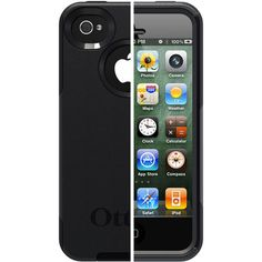 iPhone 4/4S Commuter Series case | OtterBox | The #1 selling case for smartphones