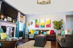 House of Turquoise: JLV Creative Interior & Event Design