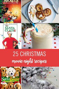 25 Festive Recipes for Freeform�s �25 Days of Christmas�