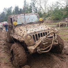 Muddy Monday!    www.morris4x4center.com