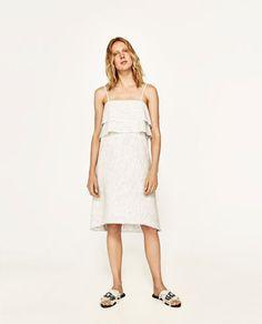 Image 2 of STRIPED DRESS from Zara