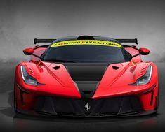 La Ferrari FXXR
