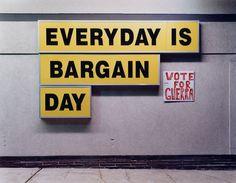 Tim Davis My Life In Politics Everyday is a bargain DAy
