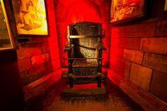 Museu da Tortura – Amsterdam, Holanda