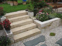 Kreativ die gartendusche aus naturstein stonenaturelle - Gartenbau beschattet ...