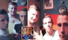 Trio of killers posed for bedroom selfies hours before killing boy, 14