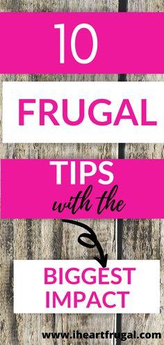 Best Money Saving Tips, Money Tips, Saving Money, Make Easy Money, Ways To Save Money, Frugal Living Tips, Frugal Tips, Managing Your Money, Make Money Blogging