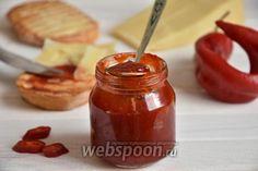 Фото Варенье из красного перца чили