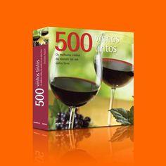500 vinhos – Editora Marco Zero