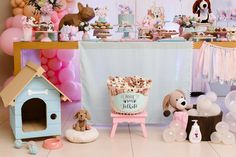 Animal Birthday, 2nd Birthday, Birthday Parties, Pet Shop, Baby Party, Animal Party, Apollo, Puppy Love, Toy Chest