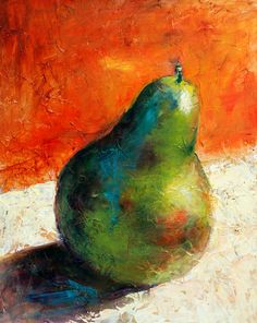pear paintings - Google Search