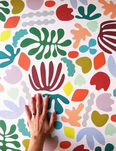 Matisse is my muse wallpaper by Kate Zaremba