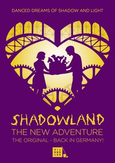 Shadowland Poster – The New Adventure V2.0