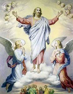 Jesus Ascension to Heaven 6 | Flickr - Photo Sharing!