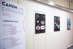 Canon Live Experience