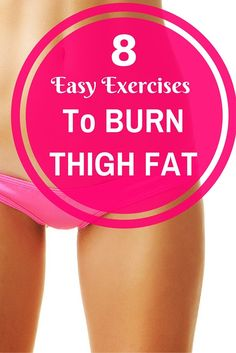 8 Easy Exercises to Lose Inner-Thigh Fat! Quick & Easy