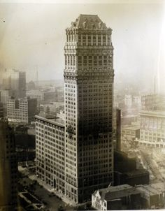 Book Tower - Old photos