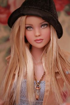 Nothing about me is plastic, but hey Barbie is still beautiful! I'll take it  nice try, bookworm