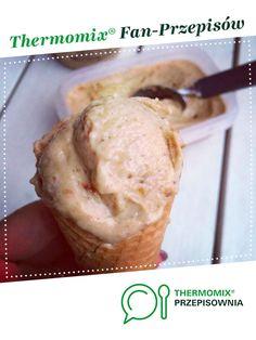 Lody bananowo-daktylowe (wegańskie FIT LODY słony karmel) jest to przepis stworzony przez użytkownika Dziewczyna Informatyka. Ten przepis na Thermomix<sup>®</sup> znajdziesz w kategorii Desery na www.przepisownia.pl, społeczności Thermomix<sup>®</sup>. Food And Drink, Ice Cream, Sweet, Fit, Desserts, Thermomix, No Churn Ice Cream, Candy, Tailgate Desserts