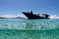 Bunaken National Marine Park : The Most Beautiful Marine Park in The World - Indonesian Sky