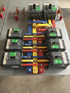 Electrical Cabinet, Electrical Safety, Electrical Projects, Electrical Installation, Electronic Engineering, Electrical Engineering, Electrical Substation, Hinge And Bracket, Electrical Circuit Diagram