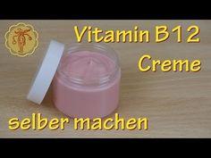 Vitamin-B12-Creme selber machen - gegen Neurodermitis und Schuppenflechte - YouTube