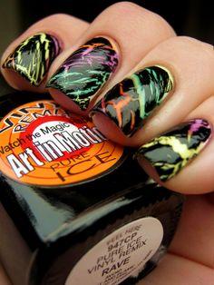 Vinyl Remix nail polish
