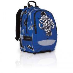 Školská taška CHI 753 D