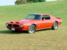 July 2011 - 1970 Pontiac Firebird | by LKQcorp