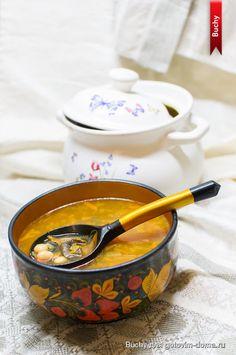 Фасолевый суп по-венгерски