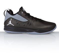 new arrival 12ddb bae7a Black Jordan CP3 Basketball Shoes