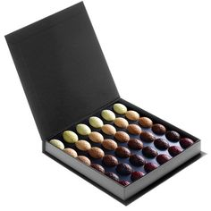 Pierre Marcolini - Small Praline Eggs http://www.foodiegifts.co.uk/pierre-marcolini-small-praline-eggs/