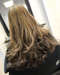 Before and After Haircut 801570433659531886 - beforeafter. Hairstyle Ideas, Cool Hairstyles, Bouncy Blow Dry, Before And After Haircut, Happy Love, Hair Highlights, Hairdresser, Salons, Hair Cuts