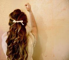 Love long hair!