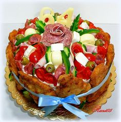 Bruschetta, Afternoon Tea, Vegetable Pizza, Food And Drink, Catering Ideas, Vegetables, Cooking, Ethnic Recipes, Recipes