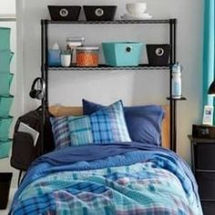 19 Dorm Room Tips That'll Get You Instantly Organized